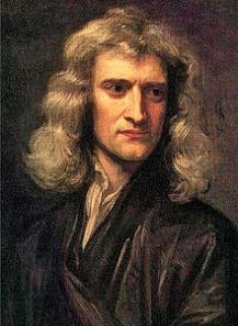 Sir Isaac Newton. Lived across the street from my hotel in London.